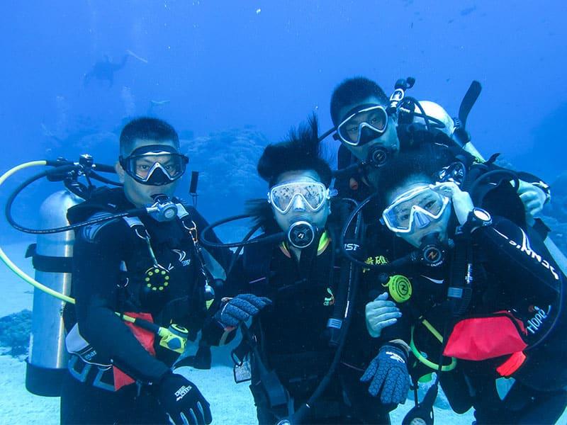 2014-綠島潛水旅遊
