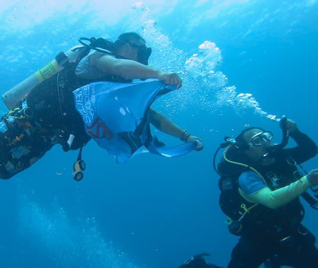 2018蘭嶼潛水旅遊