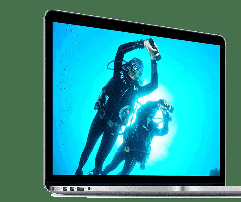 潛水專長課程