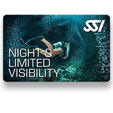 夜潛與低能見度潛水