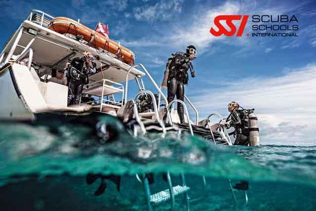 SSI國際潛水學校