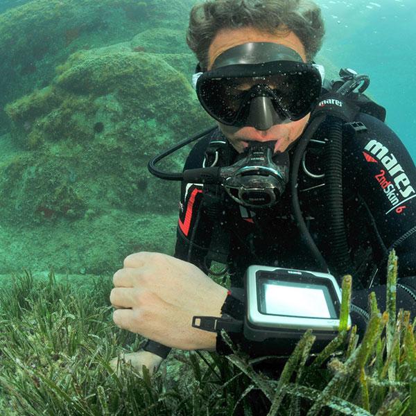 潛水課程-潛水教練
