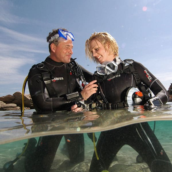 潛水課程-壓力與救援