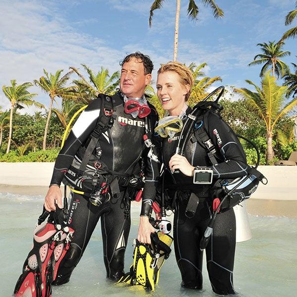 潛水課程-水肺潛水員