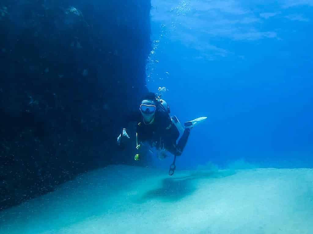 diving-fundive-kenting 潛水旅遊