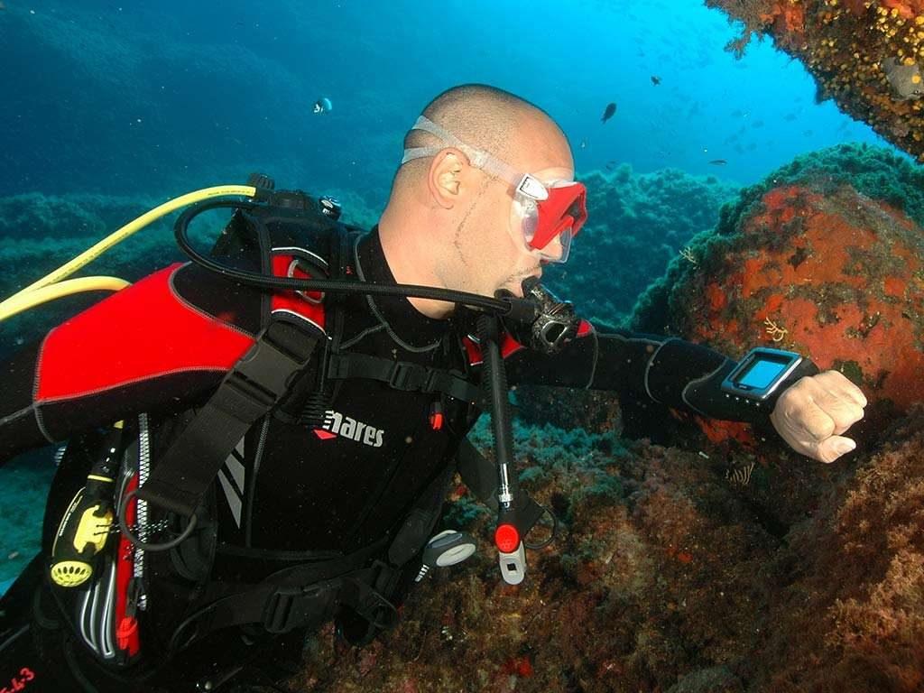 高氧潛水員