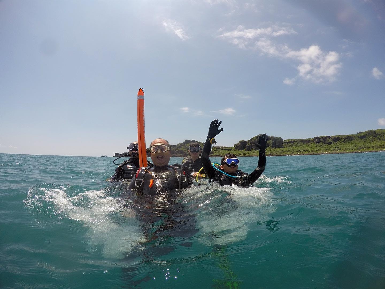 墾丁潛水旅遊 fundive