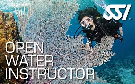 open-water-instructor SSI潛水教練