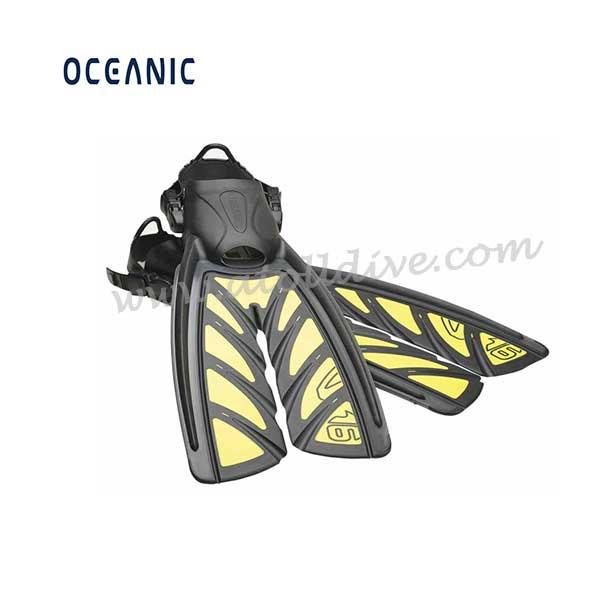 scuba-gear-fin-oceanic-v16-new 潛水套裝