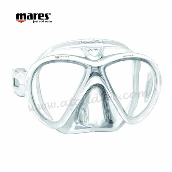 scuba-gear-mask-sunrise 潛水套裝