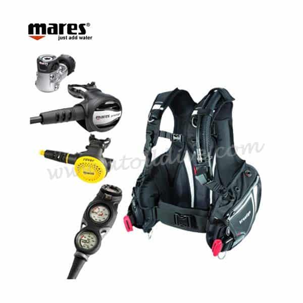 scuba-gear-package-15X-PRESTIGE-MRS 潛水套裝