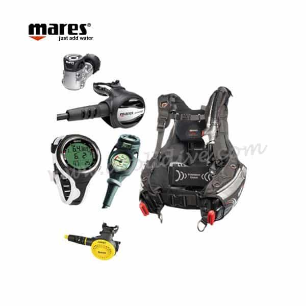 scuba-gear-package-15X-Smart 潛水套裝