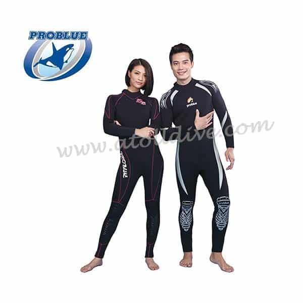 scuba-gear-problue-wetsuite-rw-953 潛水套裝