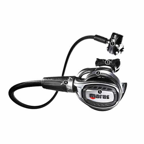 潛水重裝-調節器