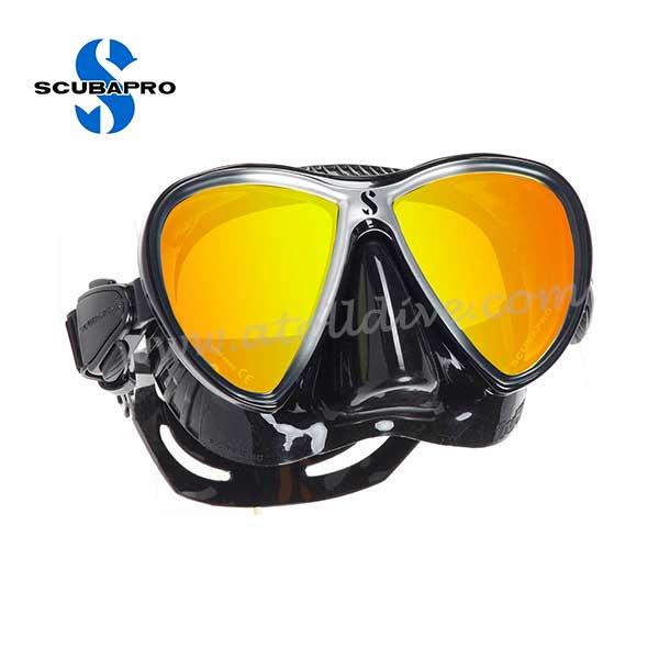 scuba-gear-scubapro-mask-synergy-twin-trufit 潛水套裝