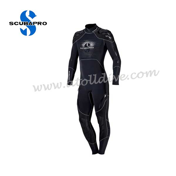 scuba-gear-scubapro-wetsuite-everflex 潛水套裝