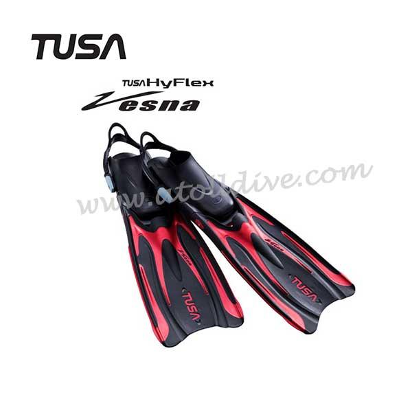 scuba-gear-tusa-fin-sf-0101-vesna 潛水套裝