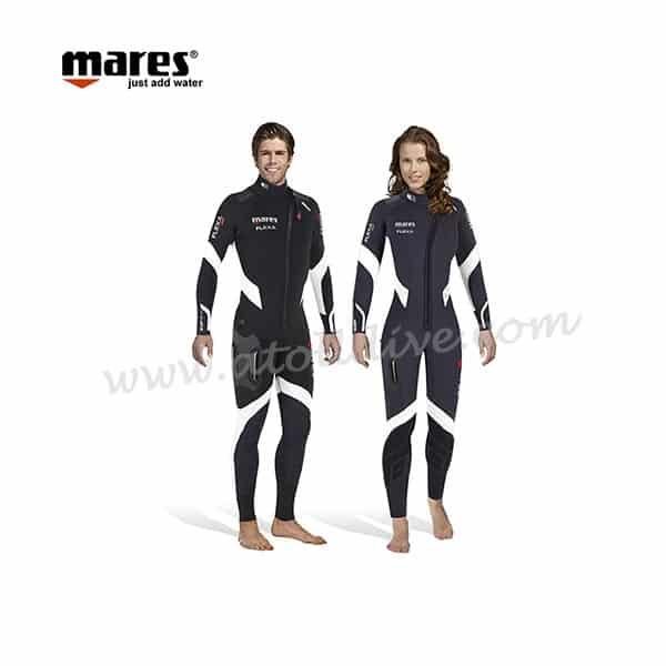 scuba-gear-wetsuite-new-flexa-3-2-2 潛水套裝